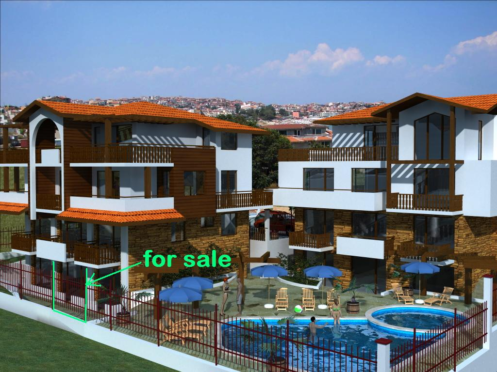 Apartment in Sozopol, Bulgaria